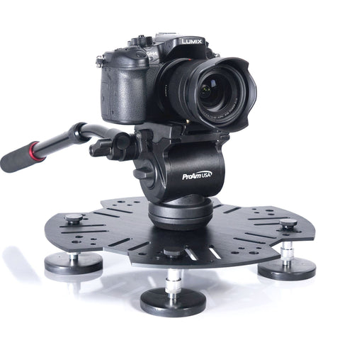 Modus Camera Mounting System - Platform with Vehicle Magnets & Case - PRODUCTS