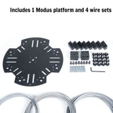 Vehicle Mounting Vibration Isolator Wire Mounts for Modus System - PRODUCTS