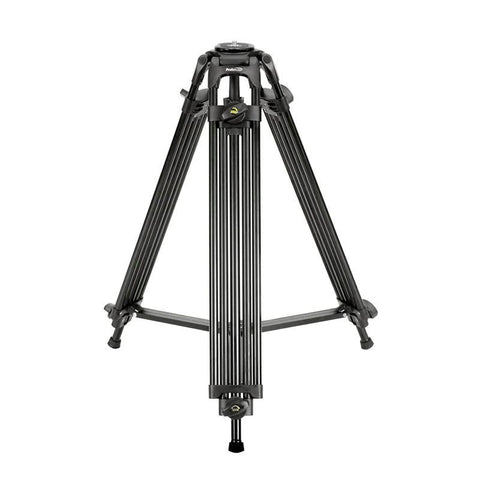 ProAm USA Professional Tandem Leg Tripod with 75mm Bowl Mount - PRODUCTS