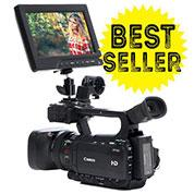 On-Camera HD LCD Monitor Kit with HDMI Input