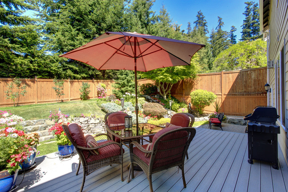 Get Your Outdoor Entertainment Area Summer Ready!