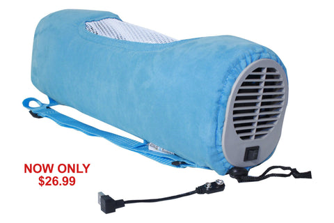 Breezy Buddy Fan-Cooled Pillow - Doctor Recommended - Traveling Breeze and Breezy Buddy Fan-Cooled Products