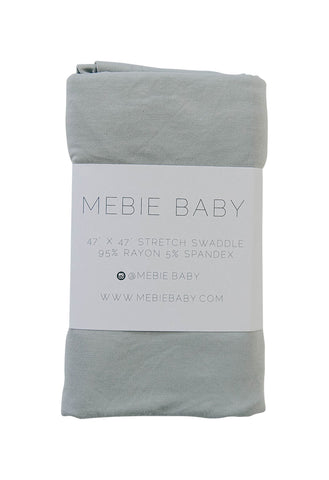 Stone Grey Stretch Swaddle