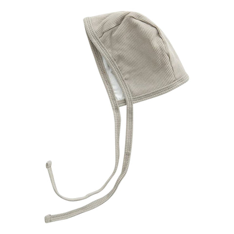 Sagebrush Organic Cotton Ribbed Bonnet