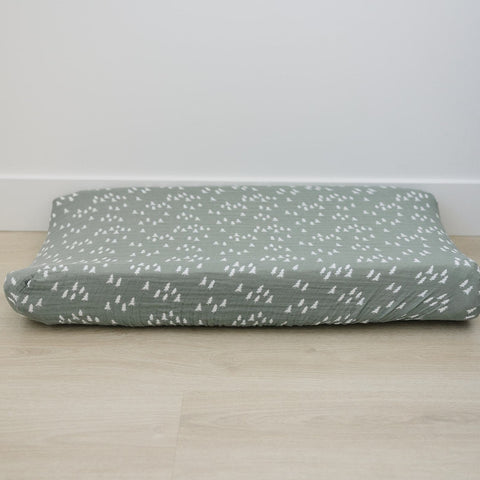 Pines Changing Pad Cover