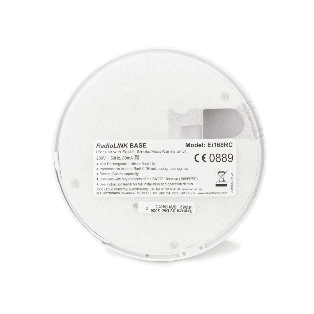 AICO RadioLINK Base for 140/160 - EI168RC