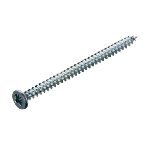 "Schneider Electric 2.5"" X 8 CSK TwinFast Wood Screws - 3719455"
