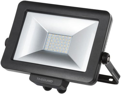 Timeguard 30W LED Floodlight Black - LEDPRO30B