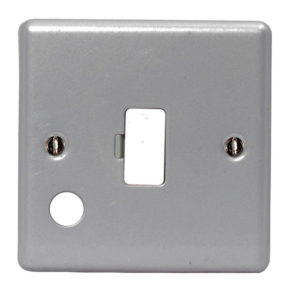 BG Metal Clad Unswitched Connection Unit + Flex Outlet - BG MC552F