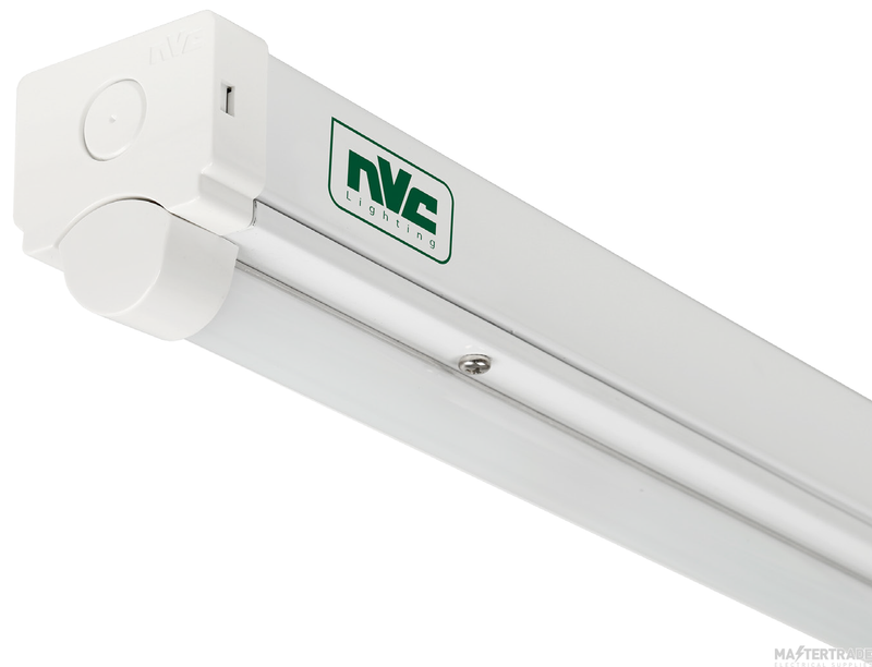NVC Phoenix LED Batten 4FT 30W 850' - NPH30/LED/850