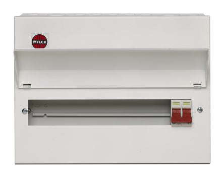 Wylex 100A 8 Way Consumer Unit - NM806L