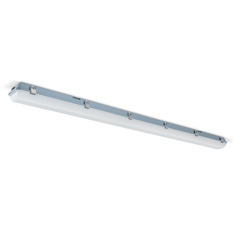 JCC ToughLED 70W LED Batten 6ft Twin White Opal IP65 - JC71558WOP