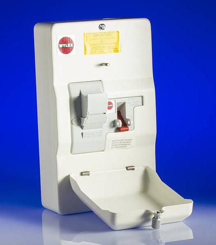 Wylex 100A DP Switch Fuse Unit - DSF100M