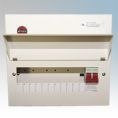 Wylex 100A 19 Way Consumer Unit - NM1906L
