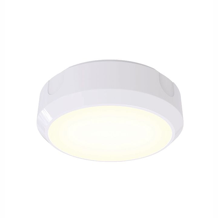 Ansell Delta 14W LED Bulkhead Emergency- ADLED2/WV/M3