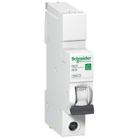 Schneider Electric 6A MCB Type C SP 10kA - SE10C106