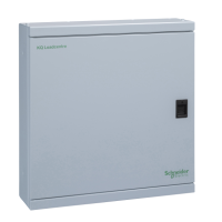 Schneider Electric 250A 6 Way TP Distribution Board - SE18B250