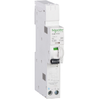Schneider Electric 20A 30mA RCBO Type C SP+N - SEE120C03