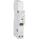 Schneider Electric 6A 30mA RCBO Type C SP+N - SEE106C03