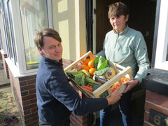 Fruit and Veg Box delivery