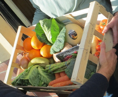 Medium Fruit & Veg Box Leeds 2