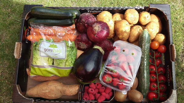 Large Fruit & Veg Box Leeds 1