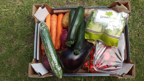 Medium Fruit & Veg Box Leeds 1