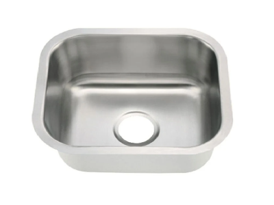 "Under Mount Bar Sink 18"" X 16"" - KSU18169"