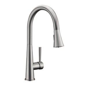 Single Handle Pull-Down Kitchen Faucet - KSK1123
