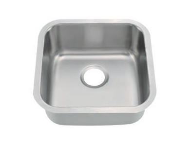 "Under Mount Bar Sink 18"" x 18"" KSU18188"