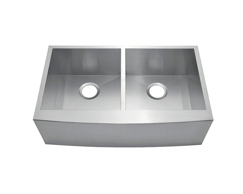 "Fabricated Apron Farm Sink 33"" x 20"" - KSF332010D"