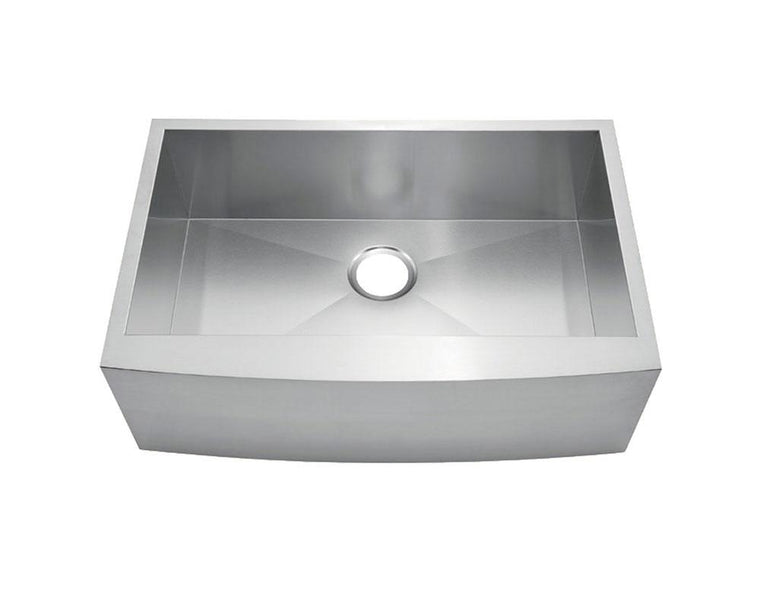 "Fabricated Apron Farm Sink 27"" X 20"" - KSF272010S"