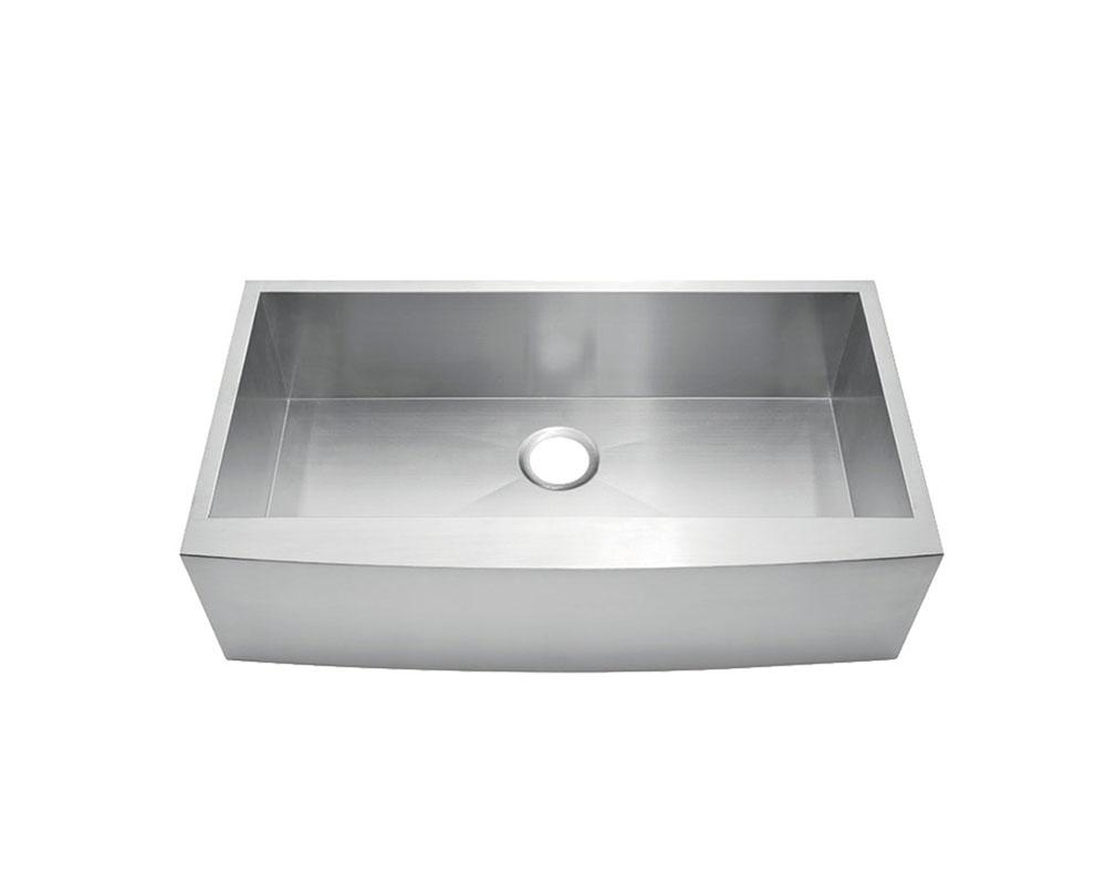 "Farbricated Apron Farm Sink 33"" x 20"" - KSF332010S"