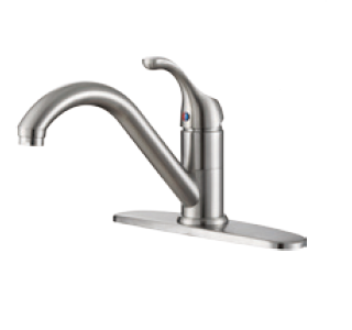 Single Handle Kitchen Faucet - KSK8112