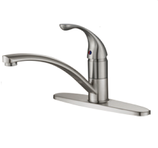 "8"" Single Handle Kitchen Faucet - KSK8131"