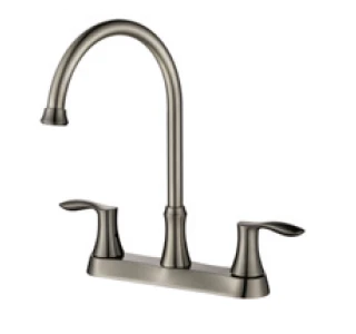 8″ Centerset Two Handle Kitchen Faucet- KSK8238
