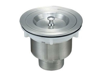 Stainless Steel Sink Strainer with Basket KSS-03