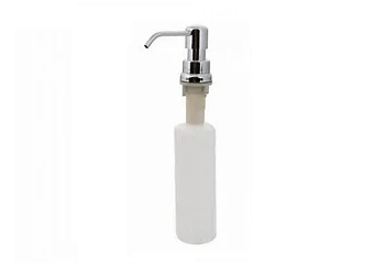 Soap Dispenser Chrome Finish KSSD-02