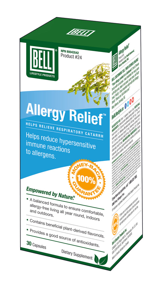 #24 Allergy Relief™