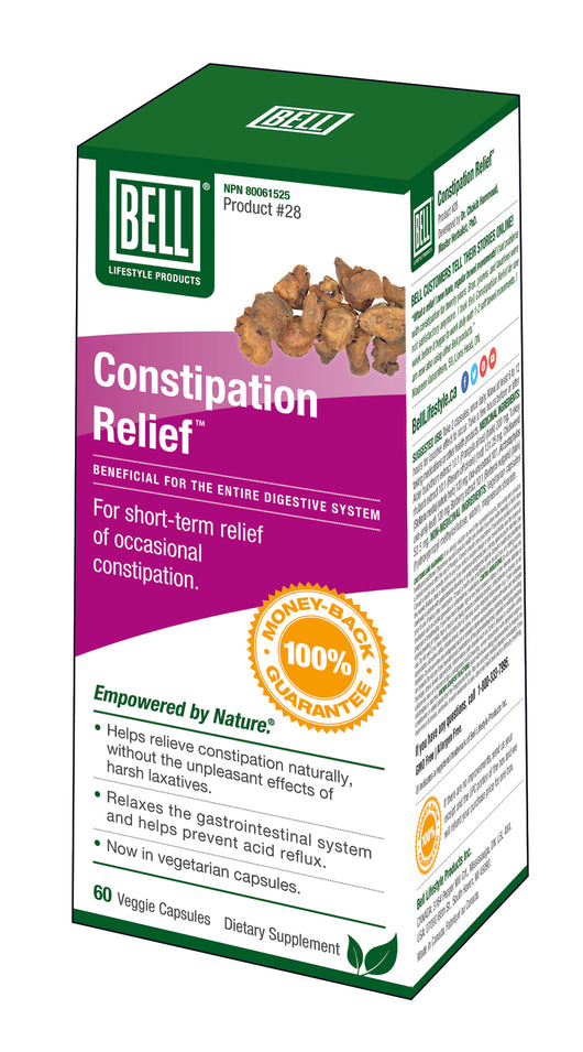 #28 Constipation Relief™*