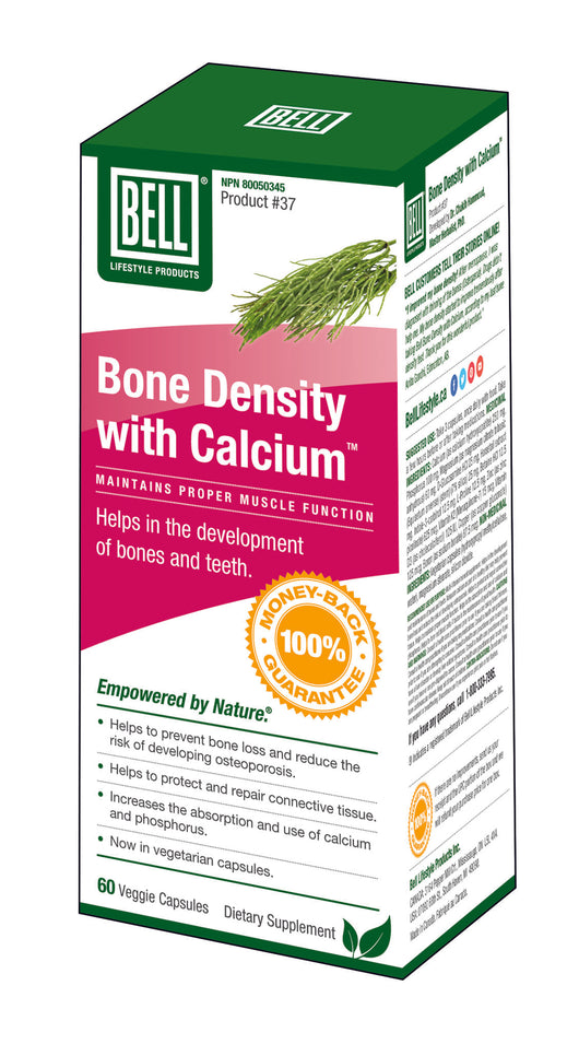 #37 Bone Density with Calcium™