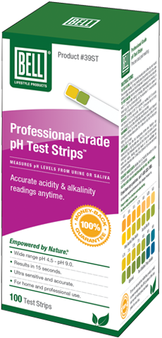 #39ST Professional Grade pH Test Strips™
