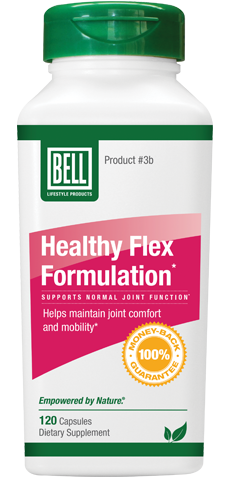#3b Healthy Flex Formulation™*