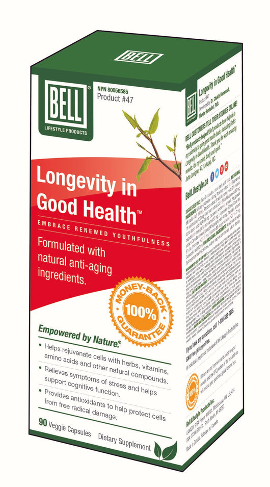 #47 Longevity in Good Health™