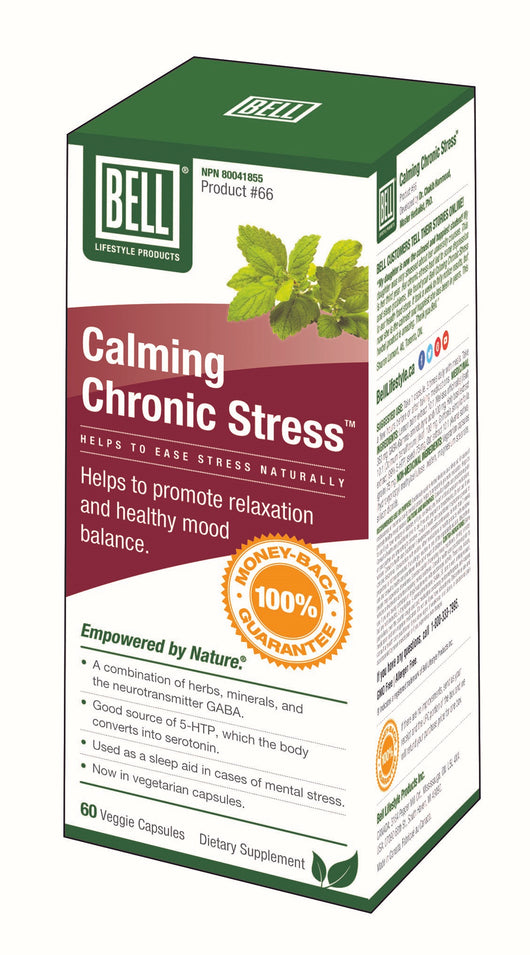 #66 Calming Chronic Stress™