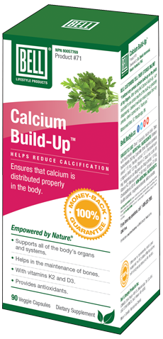 #71 Calcium Build-Up™*