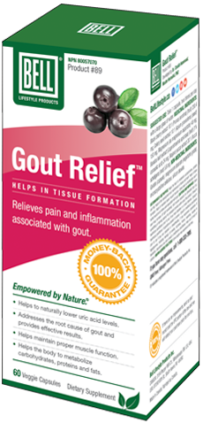 #89 Gout Relief™