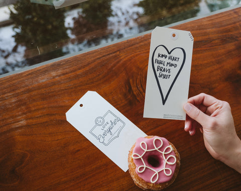 Ashley of Share Love Everywhere Recommends a Self-Care Donut Break