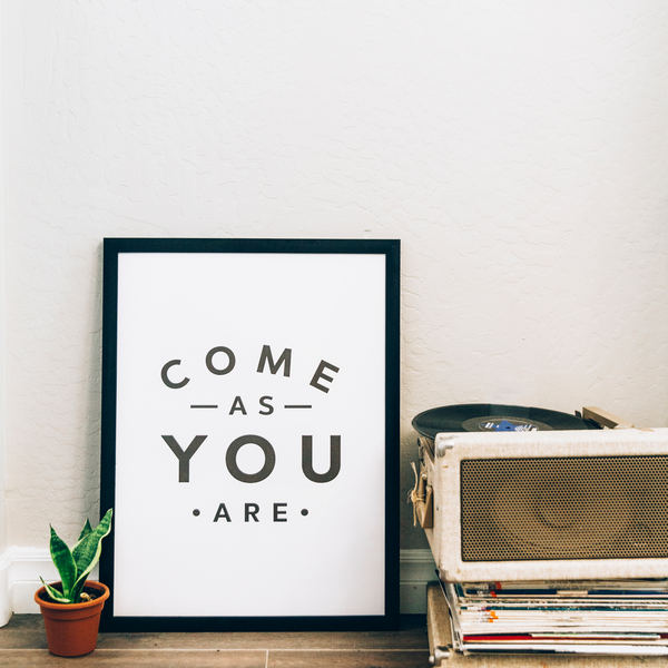 Poster: Come As You Are