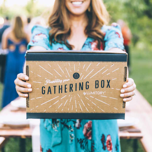 Lumitory's Gathering Box Inspires You to Do Life Together